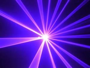 Single Purple Laser 100mW | Z Lighting  Purple