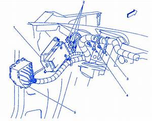 Pontiac Sunfire 2 2 2000 Electrical Circuit Wiring Diagram
