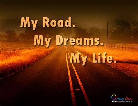 My Dream Life Quotes