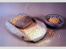Artifact Gallery Mano and Metate Mesa Verde National