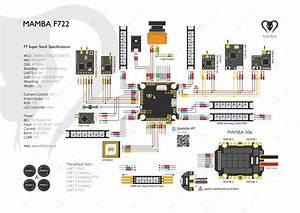 Diatone Mamba F722s 30x30 Flight Controller  U2014 Racedayquads