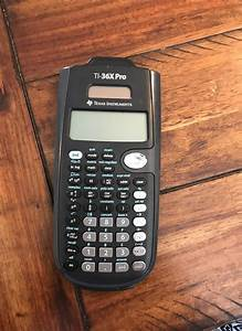 Texas Instruments Calculator Ti