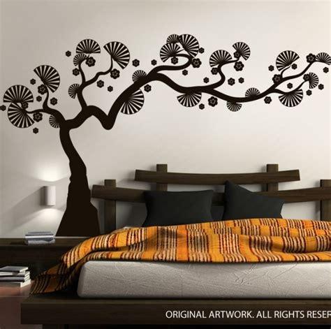modern bonsai tree wall decal decalmywallcom