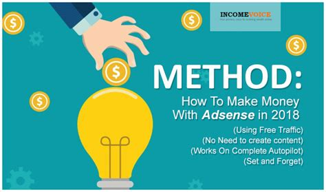How To Make Money On Google Adsense Without A Website