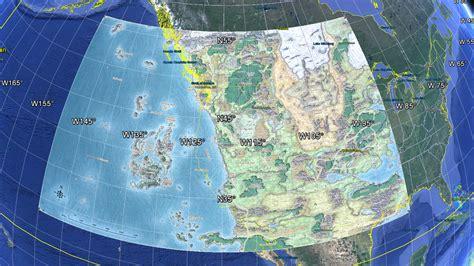 candlekeep forum  climate map  faerun