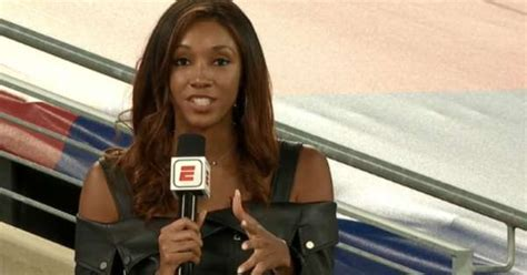 """Maria Taylor Admits """"Clear Mistake"""" With Her All-NBA Vote"""