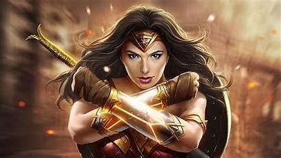 Wonder Woman Artwork Deviantart Wallpapers Superheroes Artist