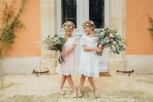 Robe Boheme Fille : robe boh me chic enfant pour mariage et c r monie notre robe manon pour un mariage boh me est ~ Melissatoandfro.com Idées de Décoration