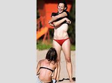 Celebrities in Hot Bikini Jennifer Garner Actress