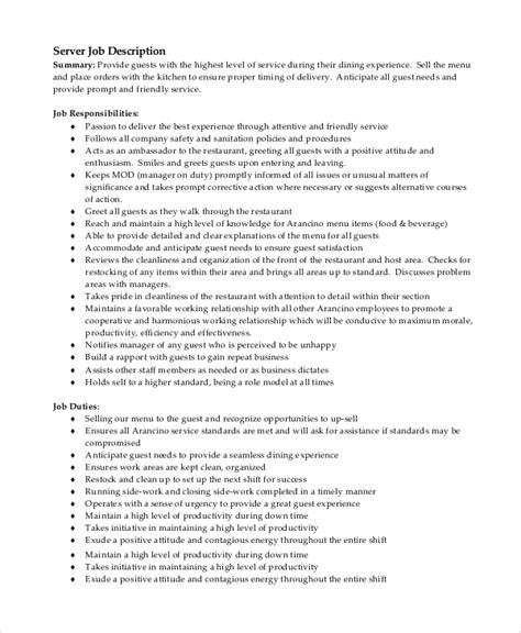Servers Responsibilities On Resume by Custom Written Term Paper Services To Buy Essay Term