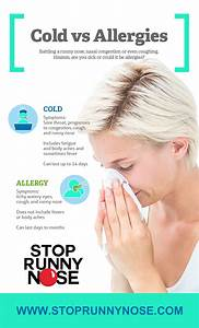 Pin On How To Stop A Runny Nose