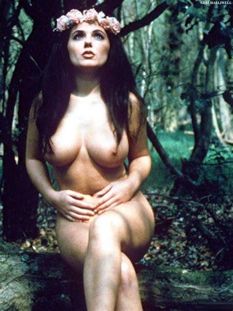 Geri Halliwell Nude Pics Page 1