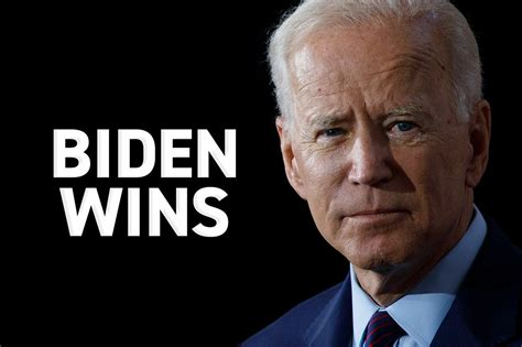 Biden wins - POLITICO
