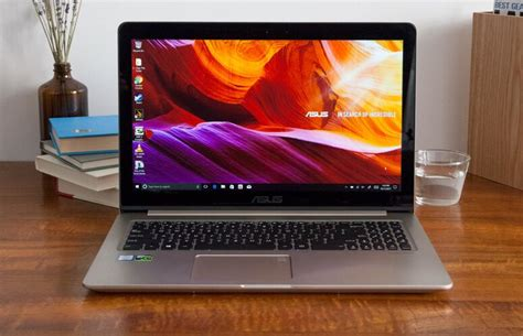Asus VivoBook Pro N580VD Review: Good Performance, So-So