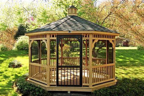 house plans for entertaining purchasing wood gazebo kits advantages homesfeed