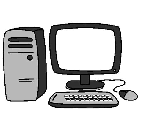 si鑒e ordinateur dessin de ordinateur 3 colorie par membre non inscrit le 07 de septembre de 2011 à coloritou com