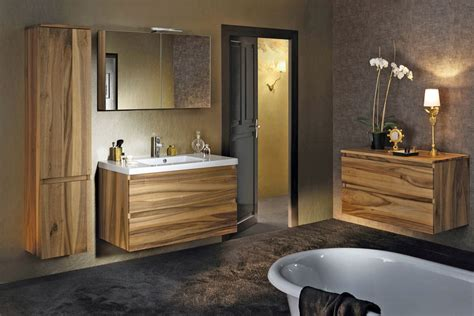 peinture armoire cuisine salle de bain moderne en bois très nature meuble et