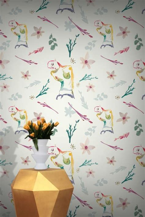 statement wallpapers patterned wallpaper designs