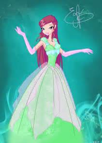 Winx Club Princess Roxy