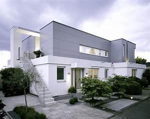 Kleine Häuser Modernisieren : per staffelgeschoss aufgestockt sch ner wohnen ~ Michelbontemps.com Haus und Dekorationen