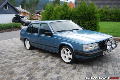 volvo  turbo related infomationspecifications