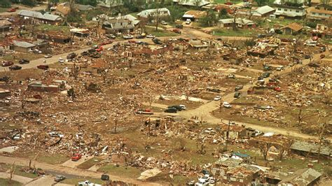 Worst U.S. Tornado Outbreaks of All Time