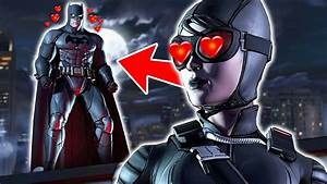 BATMAN DATING CATWOMAN?! (Batman: The Enemy Within ...