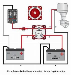 Guest Marine Battery Selector Switch Wiring Diagram