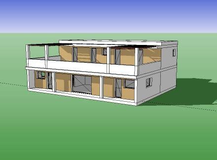 plan maison gratuit 3d l impression 3d