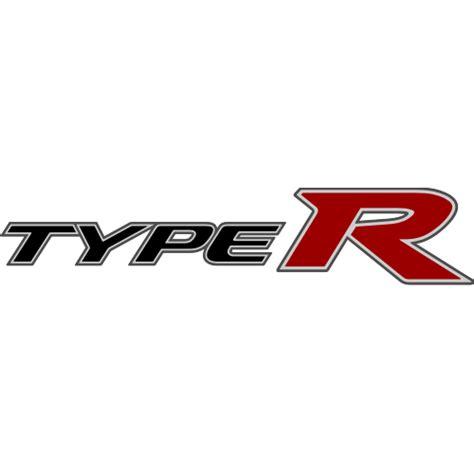 Sticker Et Autocollant Honda Type R Couleur