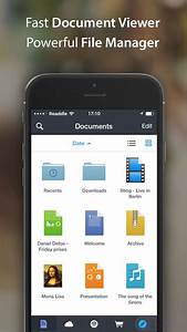 documents 5 fast pdf reader and cloud download manager With documents reader iphone