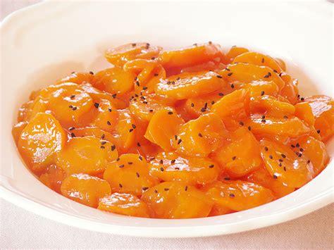 recette de cuisine simple et originale carottes glacées à l 39 orange et au gingembre barbecue