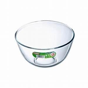 Saladier En Verre : saladier en verre 24cm classic pyrex ~ Teatrodelosmanantiales.com Idées de Décoration