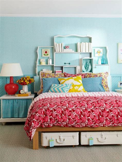17 Simple And Colorful Design Ideas For Decorating Teenage