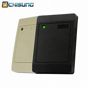 Security Wg26 125khz Universal Card Reader