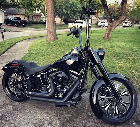 Harley Davidson Softail Slim Modification by My Mods Thread 2016 Softail Slim S Page 43 Harley