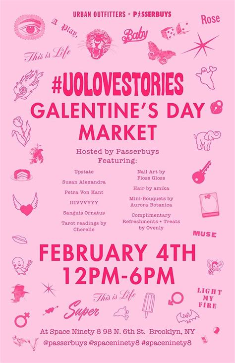 Galentine's Day Pop-Ups : Galentine's Day Market