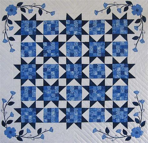 blue and white quilts that s just sad sonya s snippets