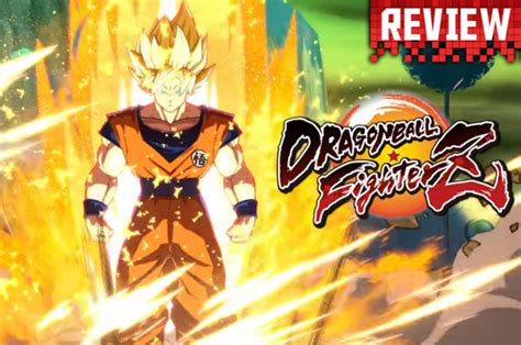 dragon ball fighterz review     fighting