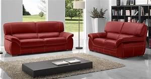 salon moderne classique With salon canapé en cuir