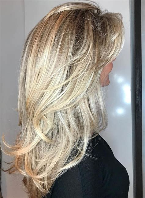 20 ideas of textured medium length look blonde hairstyles