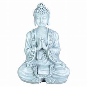 Statue Bouddha Pas Cher : grossiste article d co ambiance zen statue bouddha m ditation sunchine ~ Teatrodelosmanantiales.com Idées de Décoration