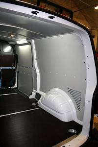 Equipamiento Transporter L2 Con Barras Sujeta Carga Y Cajones