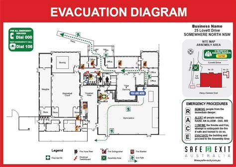 images  business evacuation plan template