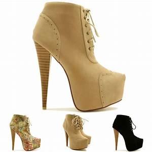 Schuhe Absatz Wechseln : neu damen stiefeletten ankle boots schuhe stiletto absatz plateau gr 36 41 ebay ~ Buech-reservation.com Haus und Dekorationen