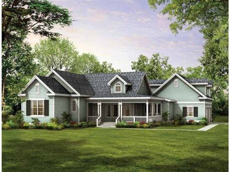 Traditional Country House Plans by Eplans Country House Plan Traditional Country Living
