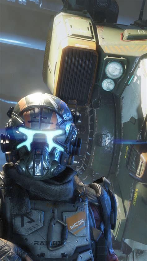 wallpaper titanfall  titan pilot  games