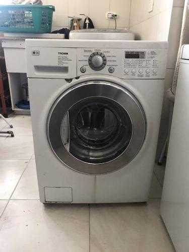 lavadora secadora lg tromm anuncios julio clasf