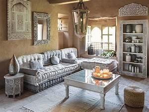 Salon Oriental Moderne : boutique de d coration orientale marocaine d co salon ~ Preciouscoupons.com Idées de Décoration