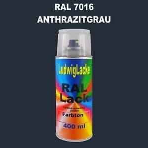 Lack Ral 7016 Anthrazitgrau : ral spraydose 7016 anthrazitgrau 400ml gl nzend buntlack decolack lackspray lack ebay ~ A.2002-acura-tl-radio.info Haus und Dekorationen
